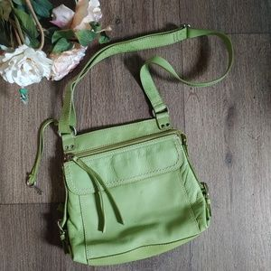 Fossil Spring Green Crossbody Purse